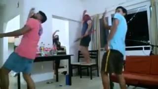 Hostal Boys Dance On Prem Ratan Dhan Payo