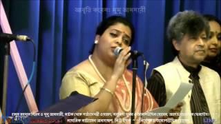 সৈয়দ শামসুল হক স্মরণ অনুষ্ঠান - Nagorik Nattyangan Ensemble, New York