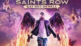 Saints Row 4: Gat Out Of Hell All Cutscenes (Game Movie) 1080p HD