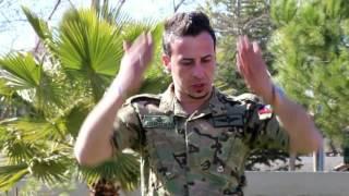 الفنان الأردني بهاء الجنايده 2018 فيديو كليب الجيش يهتف انتاج القوات المسلحة مديرية التوجيه المعنوي