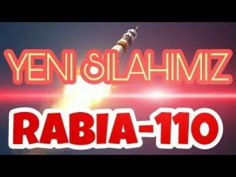 TÜRKİYENİN YENİ SİLAHI --- RABIA-110