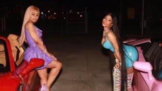 Blac Chyna Looks SEXY In Nicki Minaj