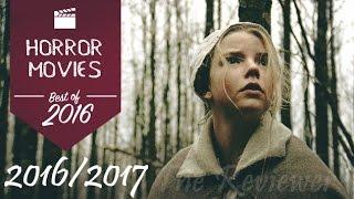 أقوى وأفضل خمس أفلام رعب في عام 2017/2016 | Best Horror movies