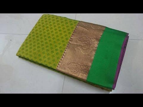 Trendy Soft Silk Sarees || Bridal silk sarees || Latest Silk Sarees Collection