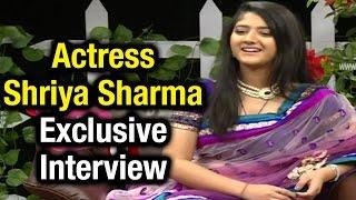 Actress Akshara ( Shriya Sharma ) Rapid Fire Round in Saradaga Kasepu | Part 3 - 6 TV