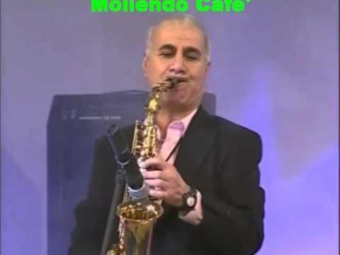 Aldo Siboni MOLIENDO CAFE sax contralto