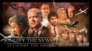 Flying Robots - Songify the News #3