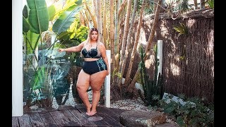 PLUS SIZE FASHION TRY ON HAUL | TORRID - new BIKINIS and MORE! | Sometimes Glam