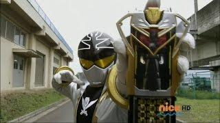 Power Rangers Super Megaforce - RPM Gold and Silver Legendary Ranger Mode