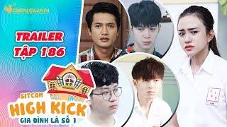 Gia đình là số 1 sitcom | Trailer tập 186: Đức Phúc, Đức Minh, Đức Mẫn và Kim Long hợp sức cứu Yumi