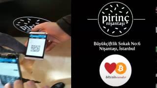 Pirinç Nişantaşı Bitcoin Candır