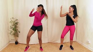 Afrobeats Workout | Legs Bums & Tums Workout