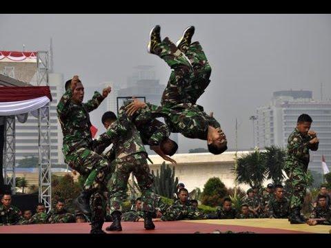 INDONESIA BANGGA Kopassus TNI AD VS Pasukan Elite Asing HD