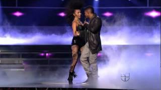 Romeo santos Ft. Usher - Promise (LatinGrammyAwards2011) live