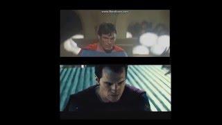 Comparison Video - Batman v. Superman: Keaton/Reeve