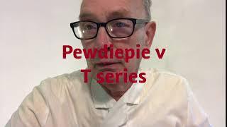 Pewdiepie vs T Series;Ray Sipe;Comedy;Parody;Subscribe Below