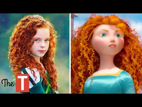Xxx Mp4 10 Kids Who TOTALLY Look Like DISNEY CHARACTERS 3gp Sex