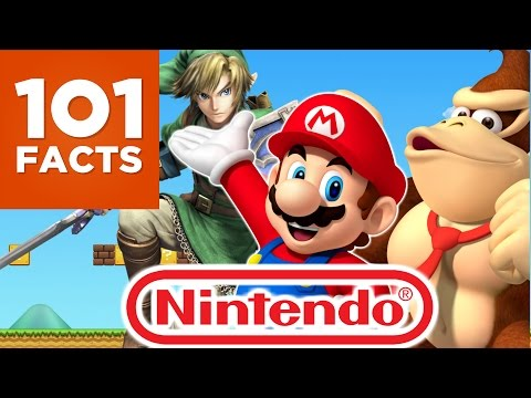 watch 101 Facts About Nintendo