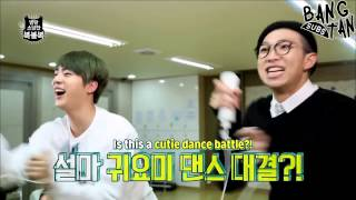 [ENG] 150530 STARCAST: BTS' Lucky Draw - EP 2 (Video Game)