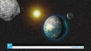 كويكب يمر قرب الأرض ولكنه لن يرتطم بها
