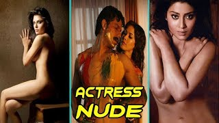 Bollywood Stars who went Naked For Films