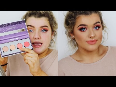 CHIT CHAT GRWM: Peachy Spring Glam! | Rachel Leary