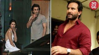 Ranbir - Mahira's Pictures Go Viral | Saif Takes Out Time For Kareena