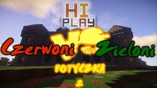 #2 Minecraft potyczka - Budowie domku na castle? | Hiplay.pl
