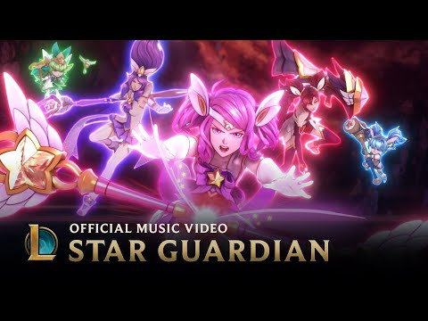 watch Burning Bright | Star Guardian Music Video - League of Legends