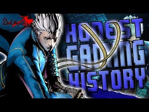 Xxx Mp4 Devil May Cry The Full Story Of Vergil Honest Gaming History Origin Story 3gp Sex