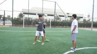 تحدي تقليد أهداف اللاعبين  أجمل أهداف جاريث بيل !!