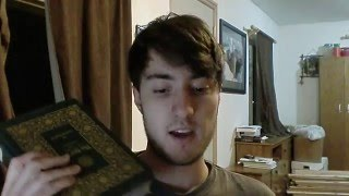 Christian Reads The QURAN!!