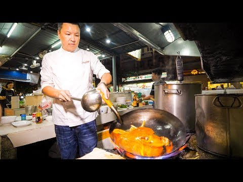 Xxx Mp4 The IRON CHEF CHAMPION Of Thailand Insane THAI FOOD Cooking Skills In Bangkok 3gp Sex