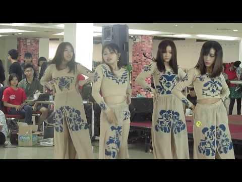 [FANCAM] (300417) Exissta Dance Cover Sistar - Event UNCH