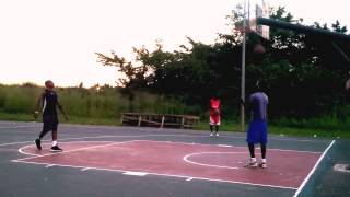 Daniel Minko Vino Basket-ball playeur of Gabon