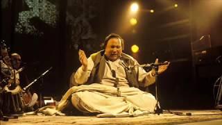 Mein Kahan Kahan Se Guzar Nusrat Fateh Ali Khan Live Show Gazal
