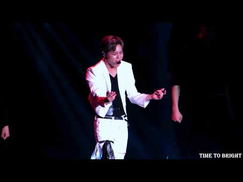 [TIME TO BRIGHT] 170805 SMTOWN Special Stage in HongKong Taemin Press Your Number