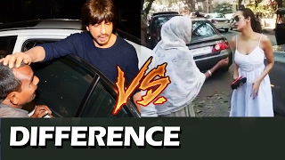 What Shahrukh & Malaika Did When A BEGGAR Asked For Food - Must Watch