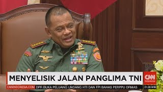 Eksklusif Panglima TNI Jenderal Gatot Nurmantyo - Insight with Desi Anwar