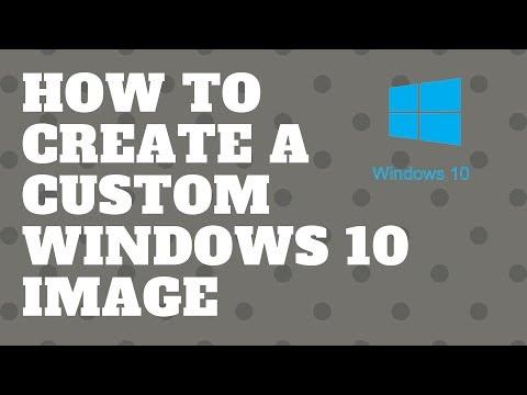 Xxx Mp4 How To Create A Custom Windows 10 Image 3gp Sex