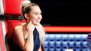 Miley Cyrus Slays Her Debut As Coach On The Voice