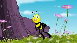 Vannakili   Honey bee  Chellame Chellam   Tamil Rhymes For Kutties