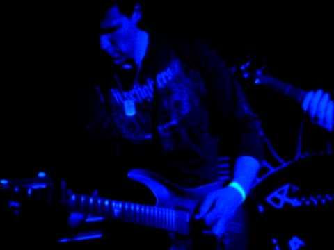 Indestructible Noise Command- Audio Erotic Asphyxiation @ Saint Vitus Bar, NYC, April 7, 2012