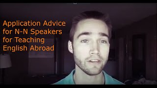 Advice for Non-Native English Speakers Who Want to Teach English Abroad