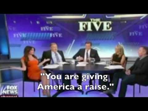 Hours After Firing O Reilly Fox Host Tells Colleague She Is Giving America An Erection