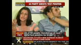 Mumbai Rave party: Apurva Agnihotri tested positive for drugs - NewsX