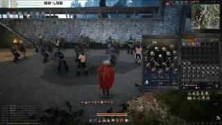 Black Desert - Ninja Skill Build and Crystals
