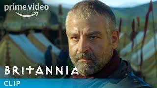 Britannia - Clip: Battlefield | Prime Video