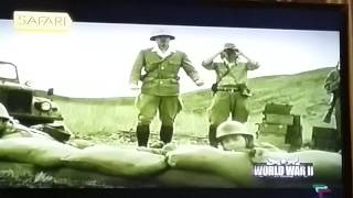 World war 2 in safari tv
