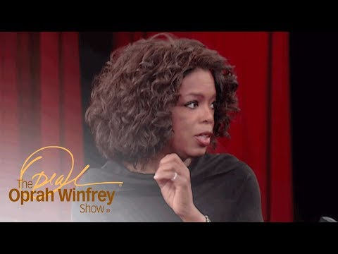 Oprah Explains the Difference Between a Career and a Calling The Oprah Winfrey Show OWN
